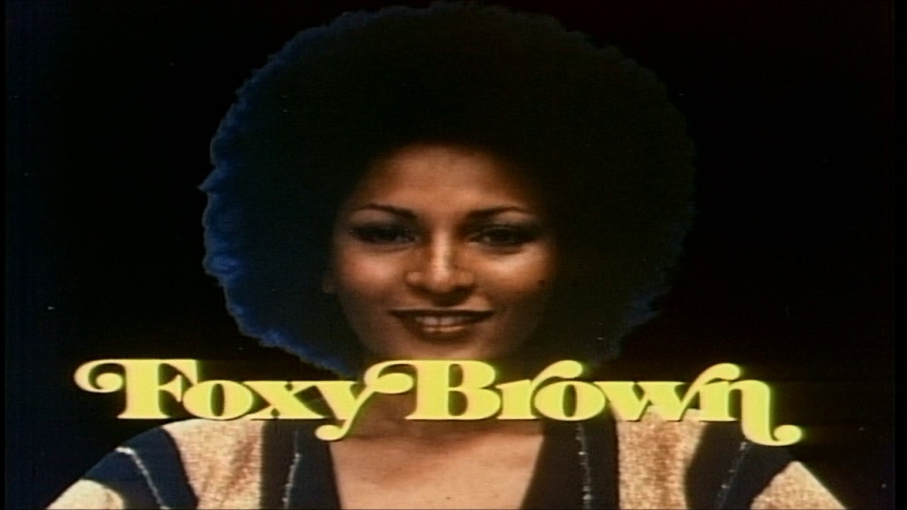 foxy brown pictures 1974