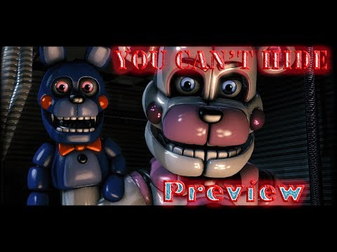 [SFM FNAF] You Can't Hide By CK9C [Preview]