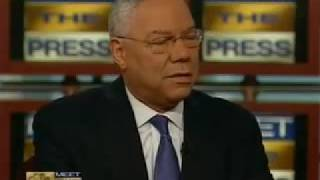 Colin Powell Endorses Barack Obama thumbnail