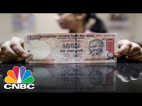 India's 'Day Of Rage' Against Ban On Currency   CNBC