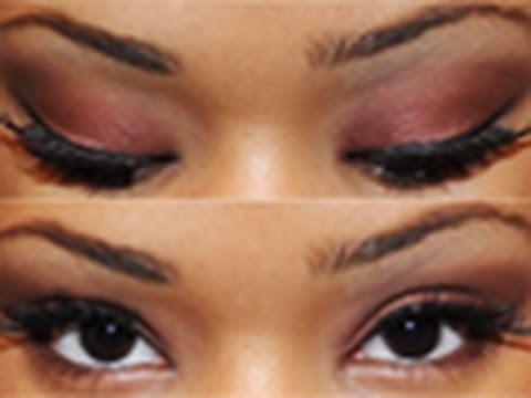 Antiqued Eyes. (Makeup Tutorial!) :D - YouTube