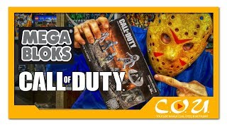 Зомби на луне от Mega Bloks | Call of Duty Zombies Moon Mob Playset | CNG79
