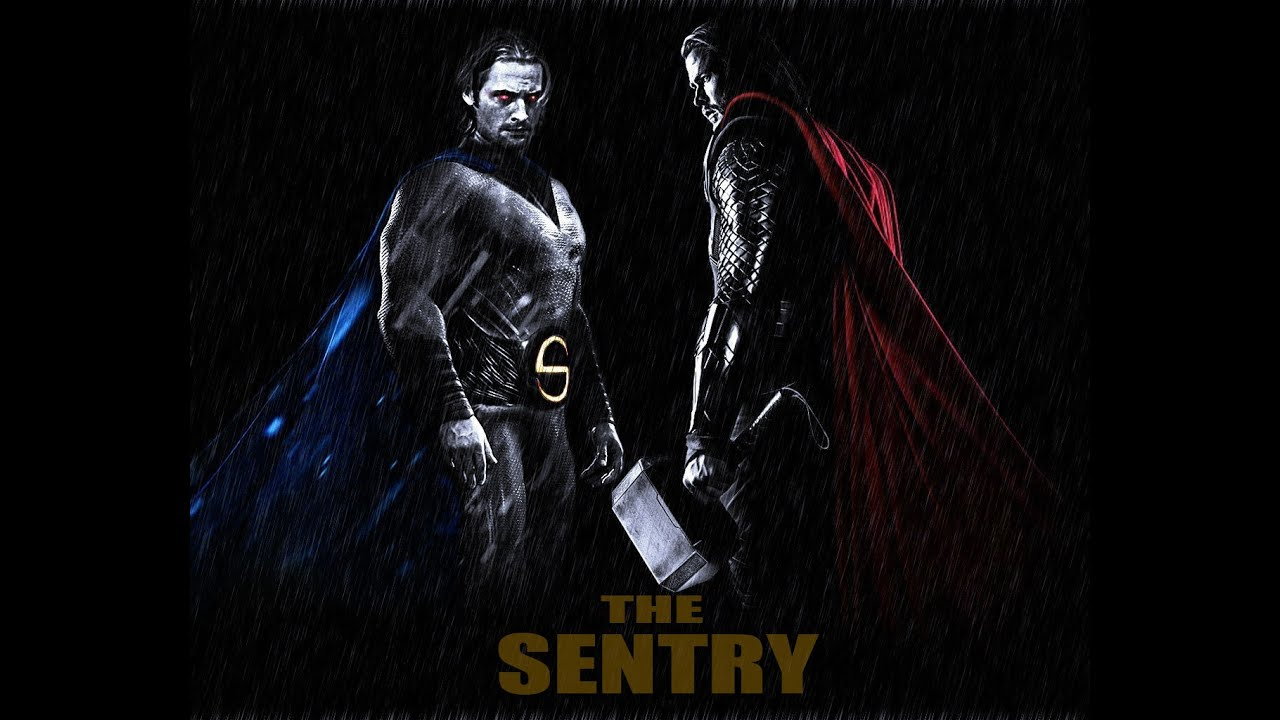 the sentry movie trailer2 fanmade marvel comics