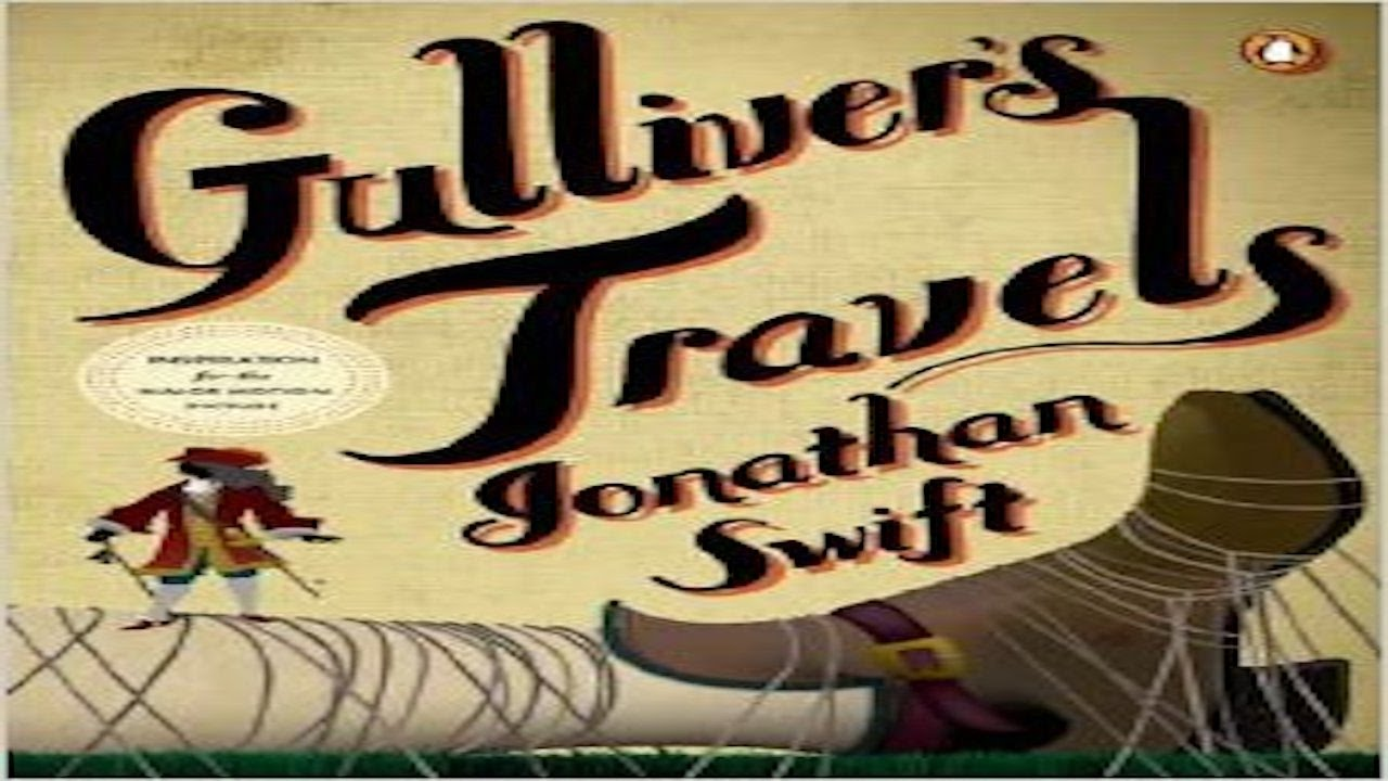 Book Gullivers Travels