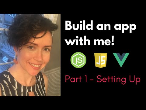 Program an app with me live | Full stack JavaScript tutorial - Part 1 thumbnail