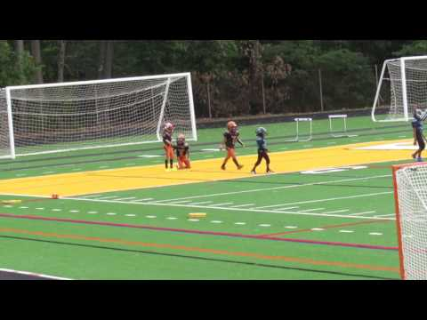Cornelius Smith Jr football highlights Charles County Spartans 2016