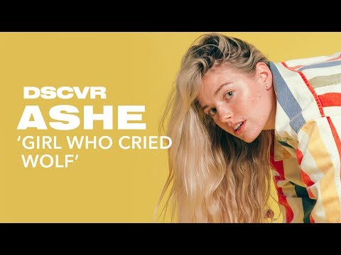 Ashe - Girl Who Cried Wolf (Live) - dscvr ARTISTS TO WATCH