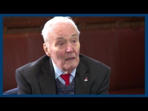 Left Wing Politics | Tony Benn | Oxford Union