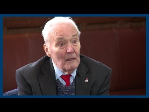 Left Wing Politics | Tony Benn | Oxford Union