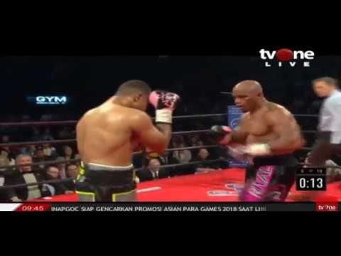 Live World Boxing OSCAR RIVAS Vs HERVE HUBEAUX