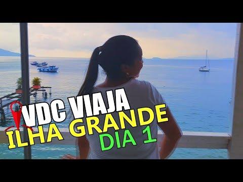 VDC VIAJA - ILHA GRANDE | ANGRA DOS REIS (DIA 1)