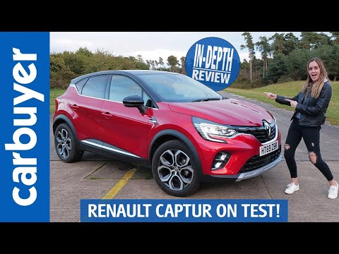 2020 Renault Captur in-depth review – does it have the 'va va voom' to beat the Juke or Puma?