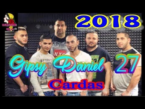 GIPSY DANIEL 2018  cardas