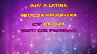 Latina - Tiziano Ferro {Karaoke/Instrumental}