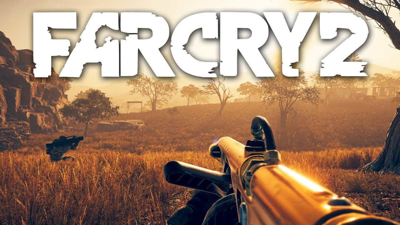 Far Cry 2 Remastered In Far Cry 5