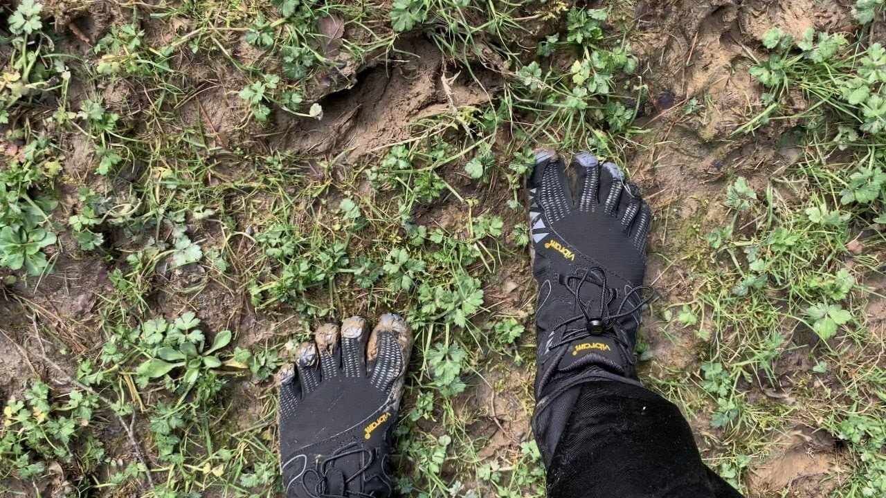 Vibram Five Fingers V Trail Review