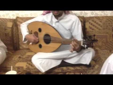 Saudi playing Indian music