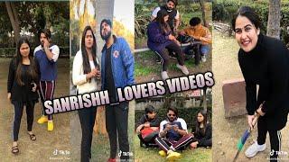 Latest Tik tok videos of Sanrissh lovers#Sandhya rishh#being_gautam#funny virals😘😉😊👍