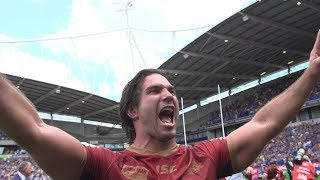 Ladbrokes Challenge Cup highlights: St Helens v Catalans Dragons