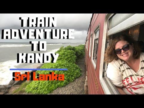 Kandy Moving Day | Travel Vlog | Train Travel Sri Lanka