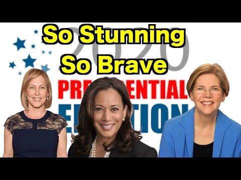 The Strong Democratic Women of 2020