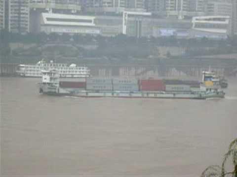 COSCO Inland Container Feeder