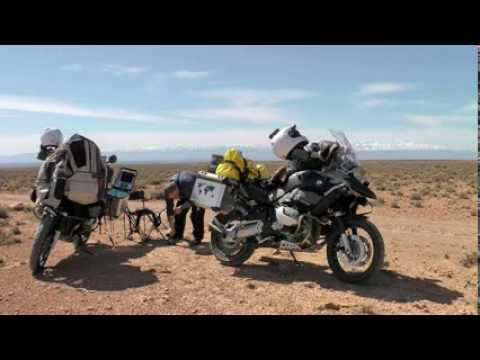 Africa on BMW 1200GS Adventure