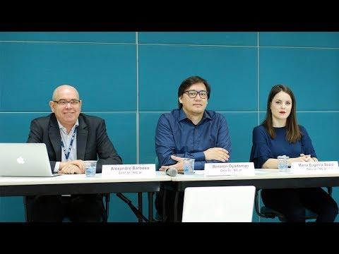 Lançamento Pesquisa TIC Domicílios 2016