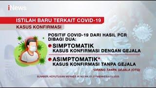 Kemenkes Ganti Sejumlah Istilah Baru Dalam COVID-19 - iNews Malam 14/07