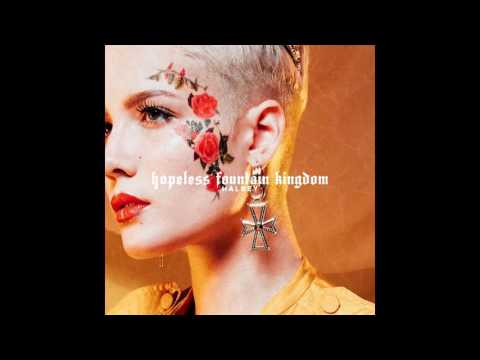 Halsey - 100 letters (3D Audio Use Headphones)