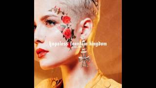 Halsey 100 Letters 3D Audio Use Headphones