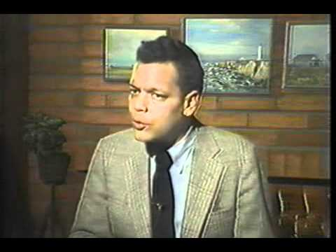 Julian Bond - The Peace Seeker and the Role of Government - 1984
