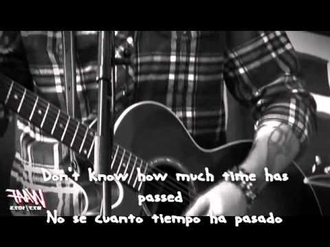 Stone Sour - Through the Glass [Acustic | Lyrics | Sub. Español]