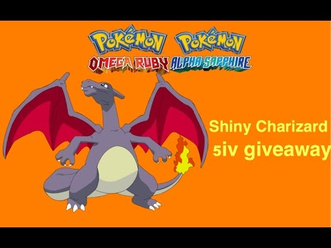 how to get charmander in pokemon omega ruby