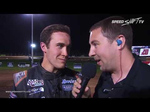 ASCoC Top Three Interviews | Sharon Speedway 5.5.18