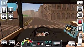 Bus Simulator 2015 Android Gameplay