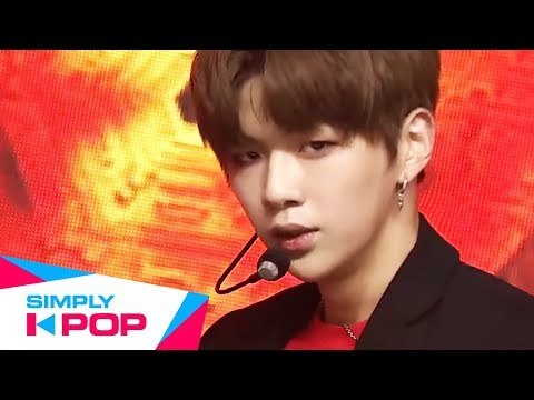 Simply K-Pop Wanna One워너원 _ Burn It Up활활 _ Ep.280 _ 090117