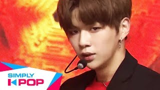 Simply K Pop Wanna One 워너원 Burn It Up 활활 Ep