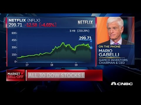 Sell-off a good opportunity to own companies for less: Mario Gabelli