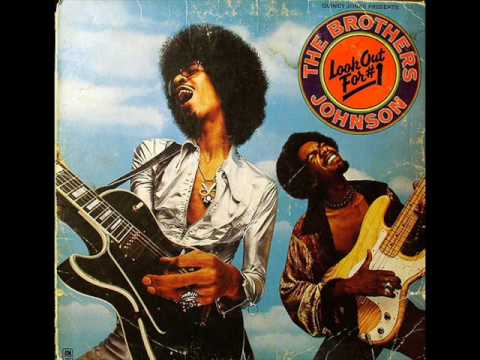 The Brothers Johnson Strawberry Letter 23  YouTube