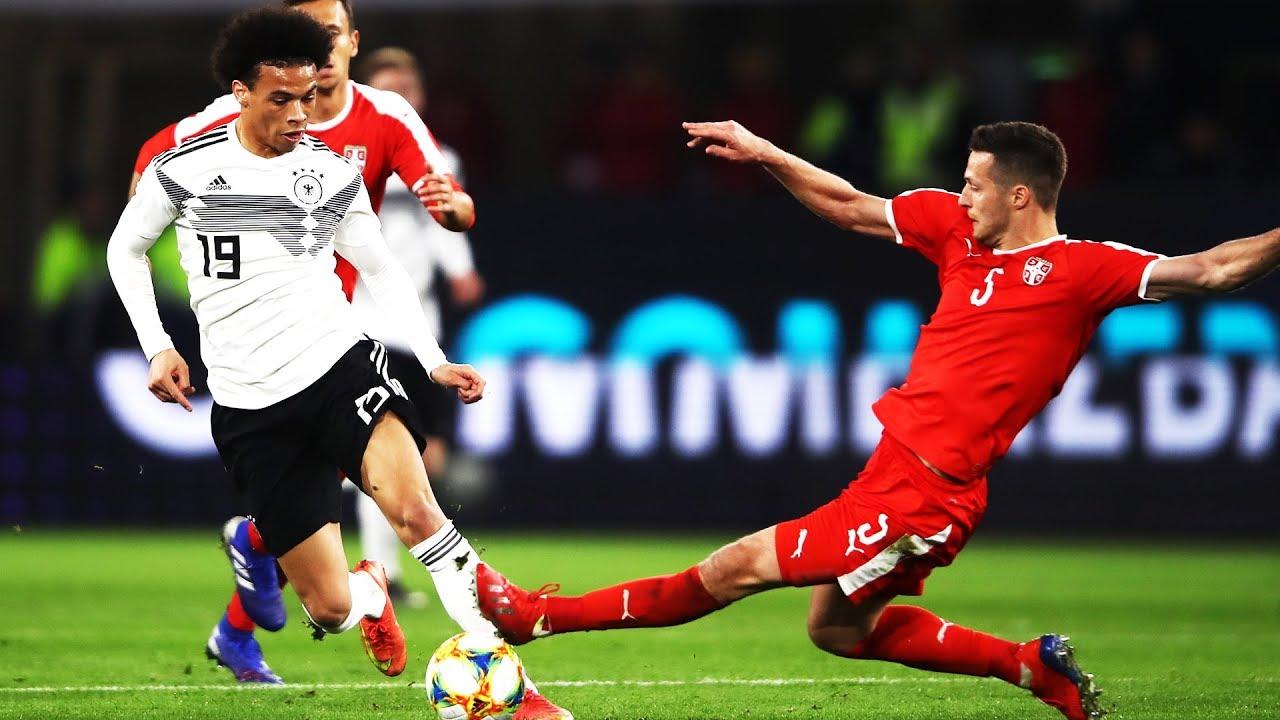 Testspiel Deutschland Serbien