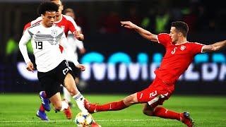 Remis zum Auftakt ins neue Länderspieljahr | Deutschland - Serbien 1:1 | Highlights | Testspiel