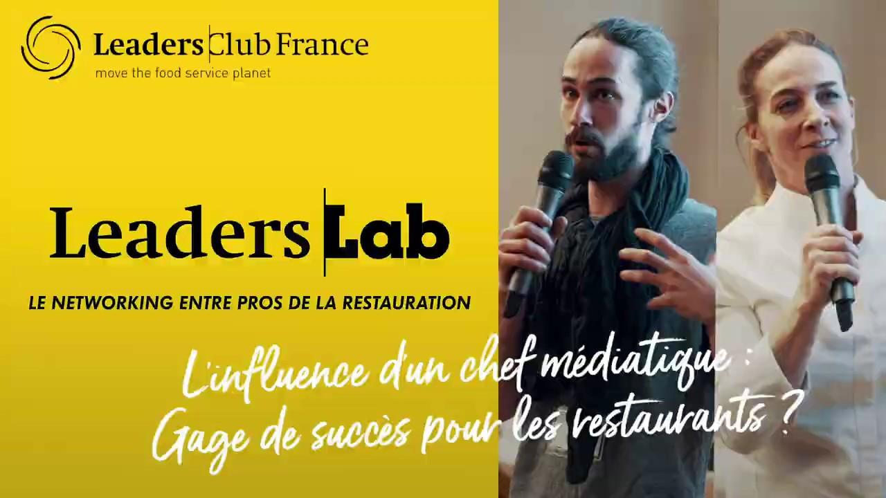 L'influence d'un chef : gage de succès pour les restaurants?