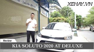 Đánh giá KIA Soluto - Ưu nhược điểm xe Hàn giá rẻ |XEHAY.VN|