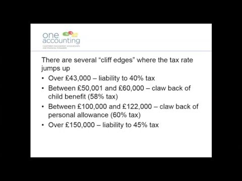 Dividend Tax Changes 2016