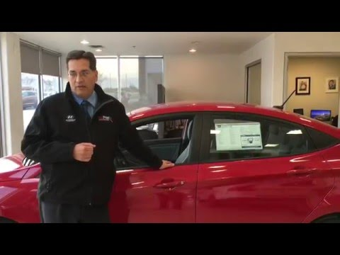 2016 Hyundai Accent Features Overview Experience Hyundai