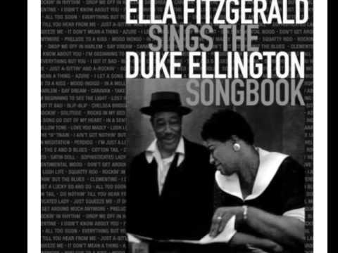 I'm Beginning to See the Light - Ella Fitzgerald and Duke Ellington