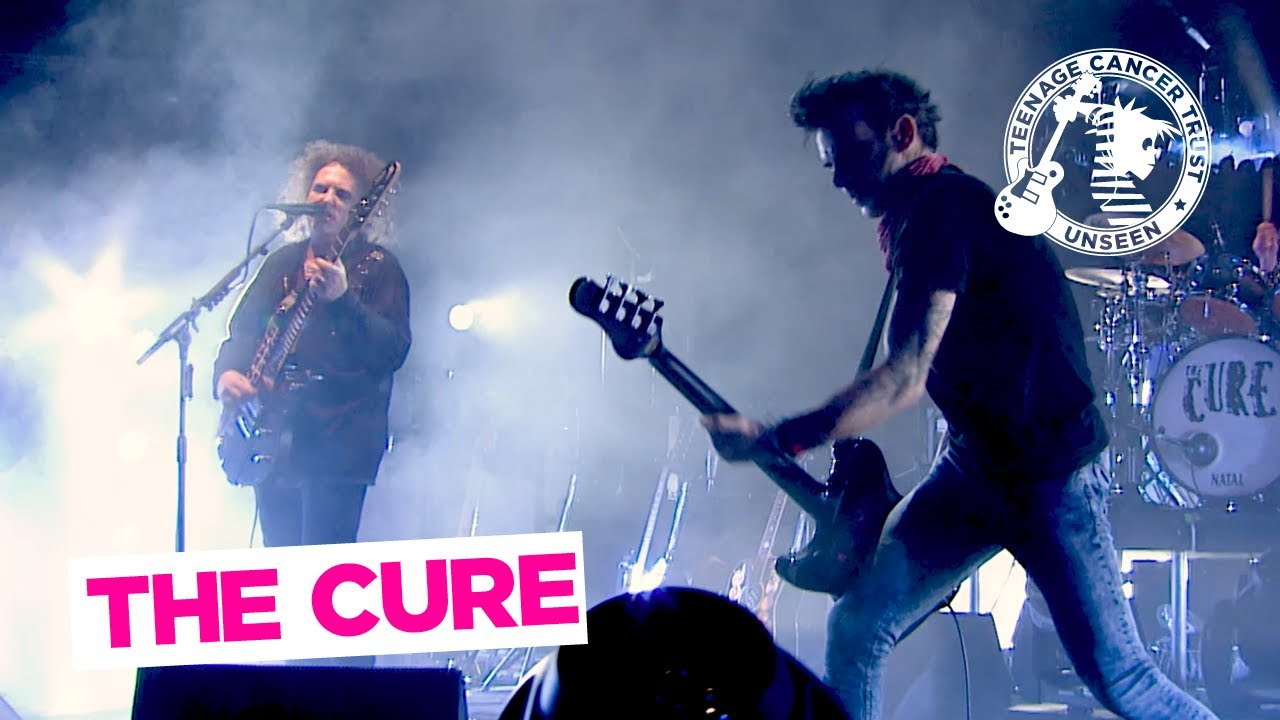 One Hundred Years - The Cure Live