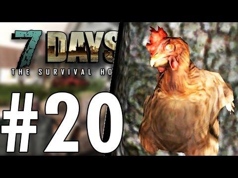 7 Days to Die - เจ็ดวันจะตายกับไก่ที่ติดต้นไม้ในตำนาน!! ft.KuiperzZ (20)