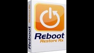 reboot Restore Rx FREE/Pro 32/64bits DeepFreezer Alternative
